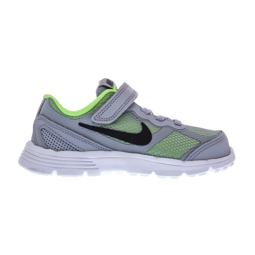 NIKE - Βρεφικά παπούτσια NIKE FUSION RUN 3 γκρι