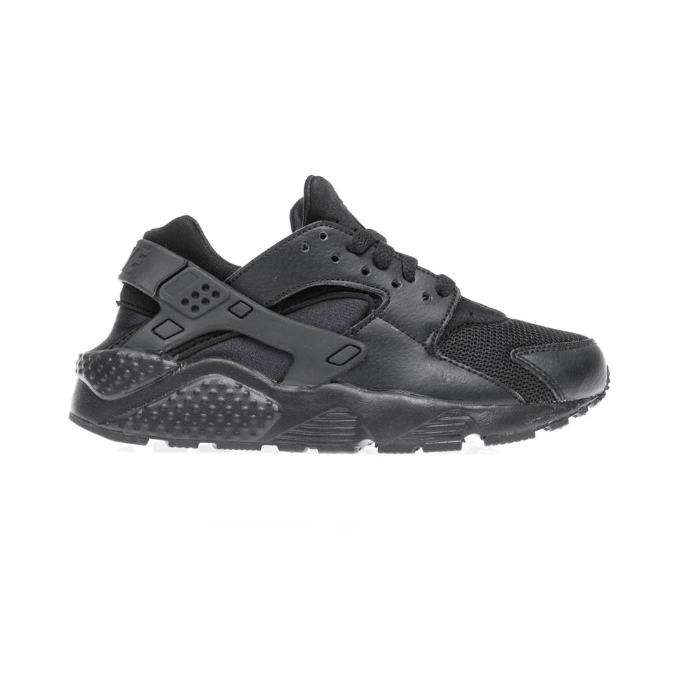 NIKE – Παιδικά παπούτσια NIKE HUARACHE RUN (GS) μαύρα