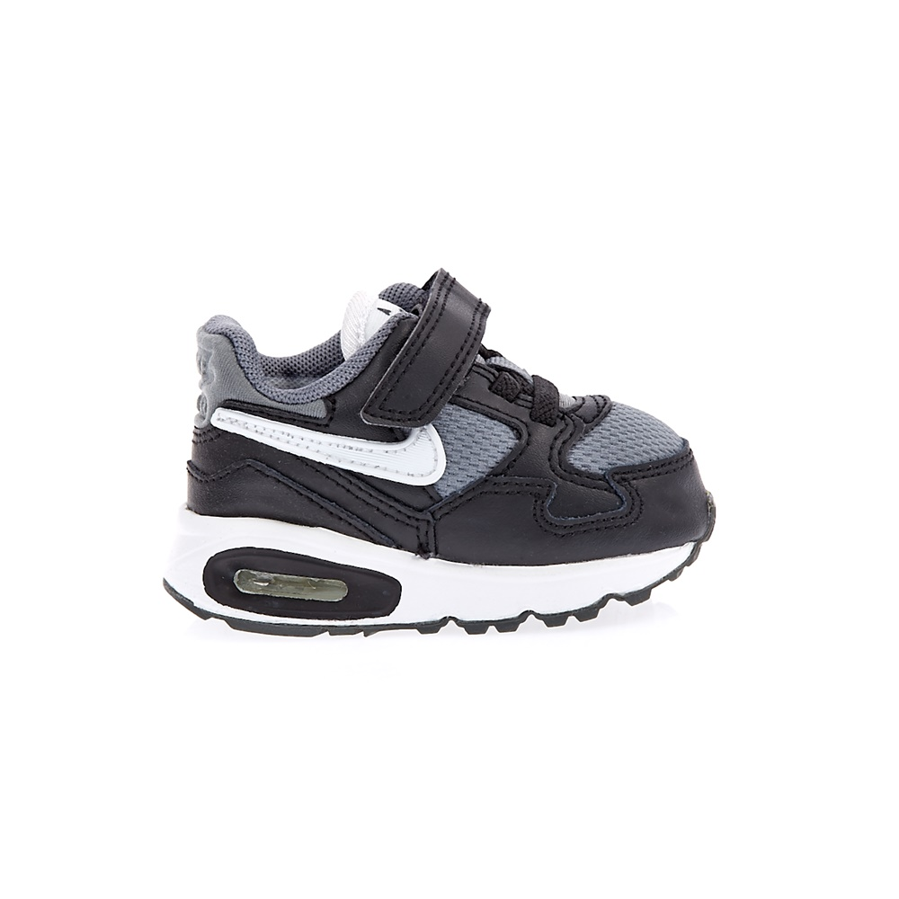 NIKE – Βρεφικά αθλητικά παπούτσια NIKE AIR MAX ST μαύρο-γκρι