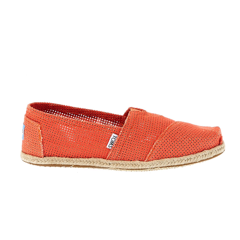TOMS - Γυναικείες εσπαντρίγιες TOMS πορτοκαλί