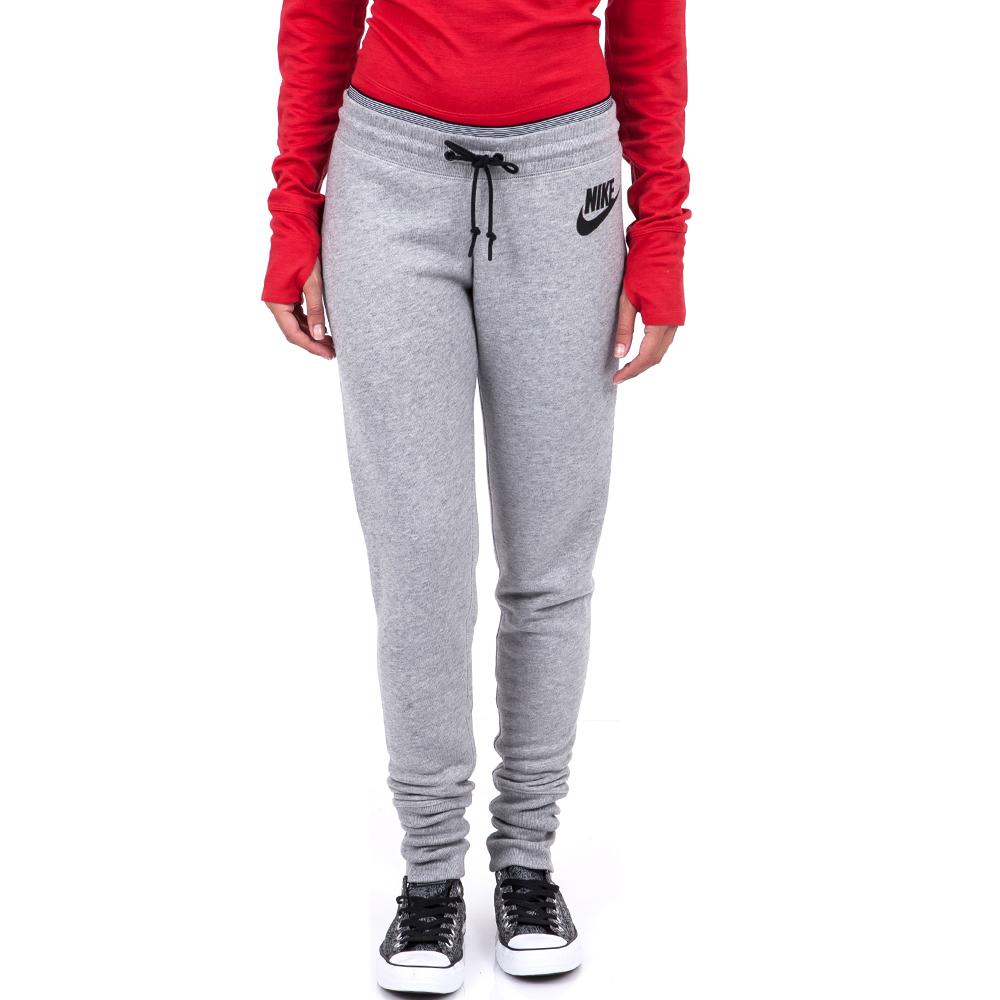 NIKE - Γυναικεία φόρμα Nike γκρι
