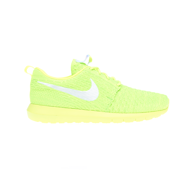 NIKE – Αντρικά παπούτσια NIKE ROSHE NM FLYKNIT κίτρινα