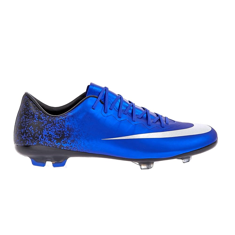 NIKE – Παιδικά αθλητικά παπούτσια NIKE MERCURIAL VAPOR X CR FG μπλε