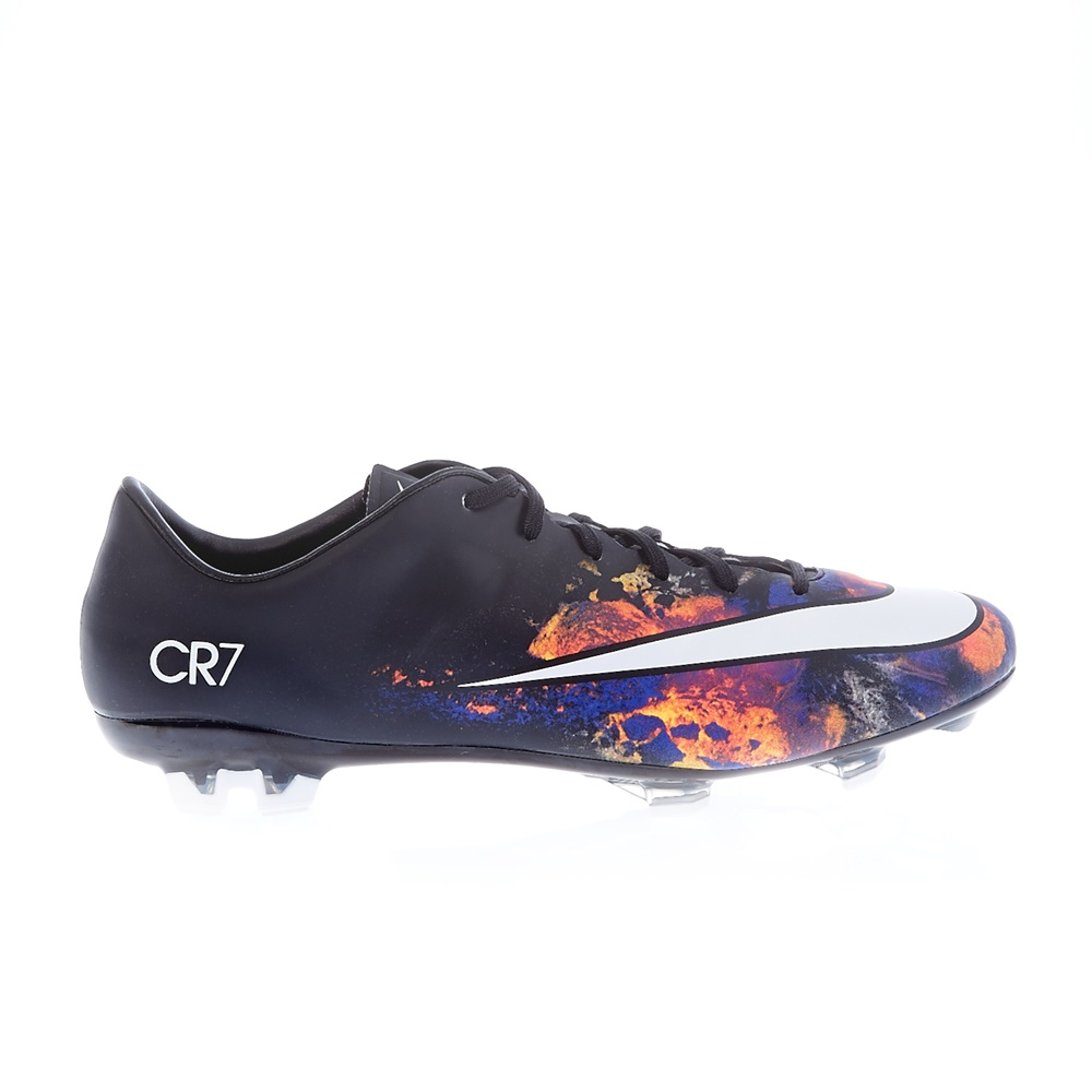 NIKE - Ανδρικά παπούτσια NIKE MERCURIAL VELOCE II CR FG μαύρα ανδρικά παπούτσια αθλητικά football