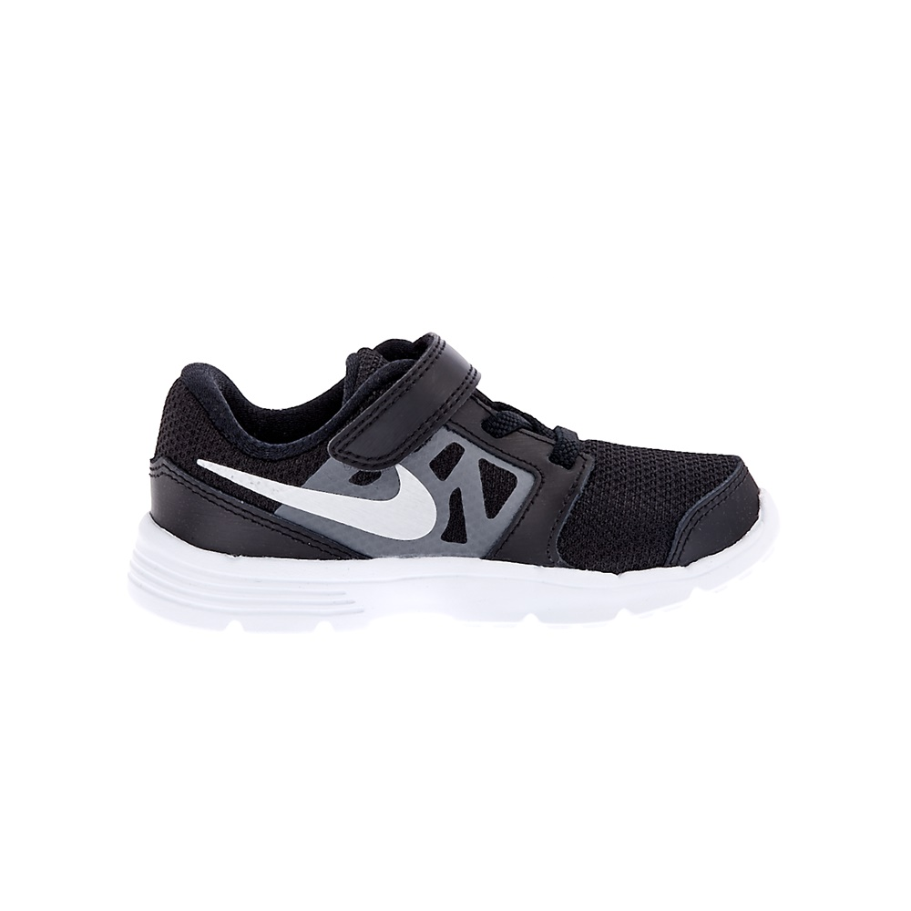 NIKE – Βρεφικά αθλητικά παπούτσια NIKE DOWNSHIFTER 6 μαύρα