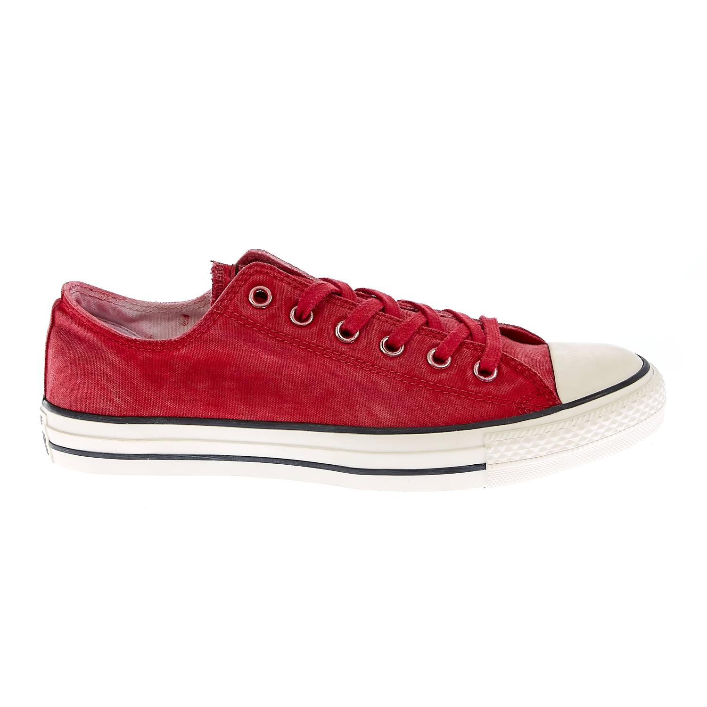 CONVERSE - Unisex παπούτσια Chuck Taylor κόκκινα γυναικεία παπούτσια sneakers