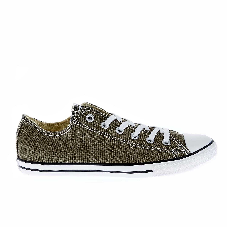 CONVERSE – Unisex παπούτσια Chuck Taylor λαδί