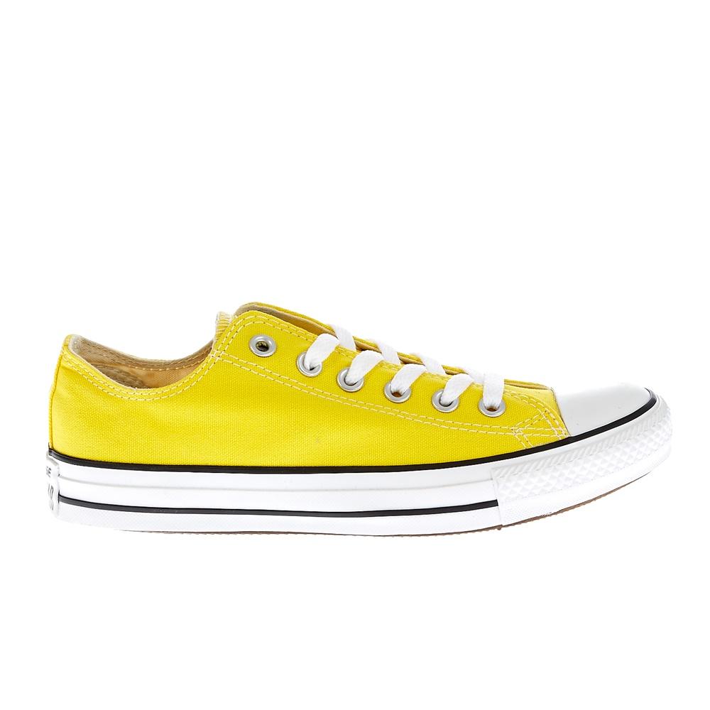 CONVERSE – Unisex παπούτσια Chuck Taylor κίτρινα