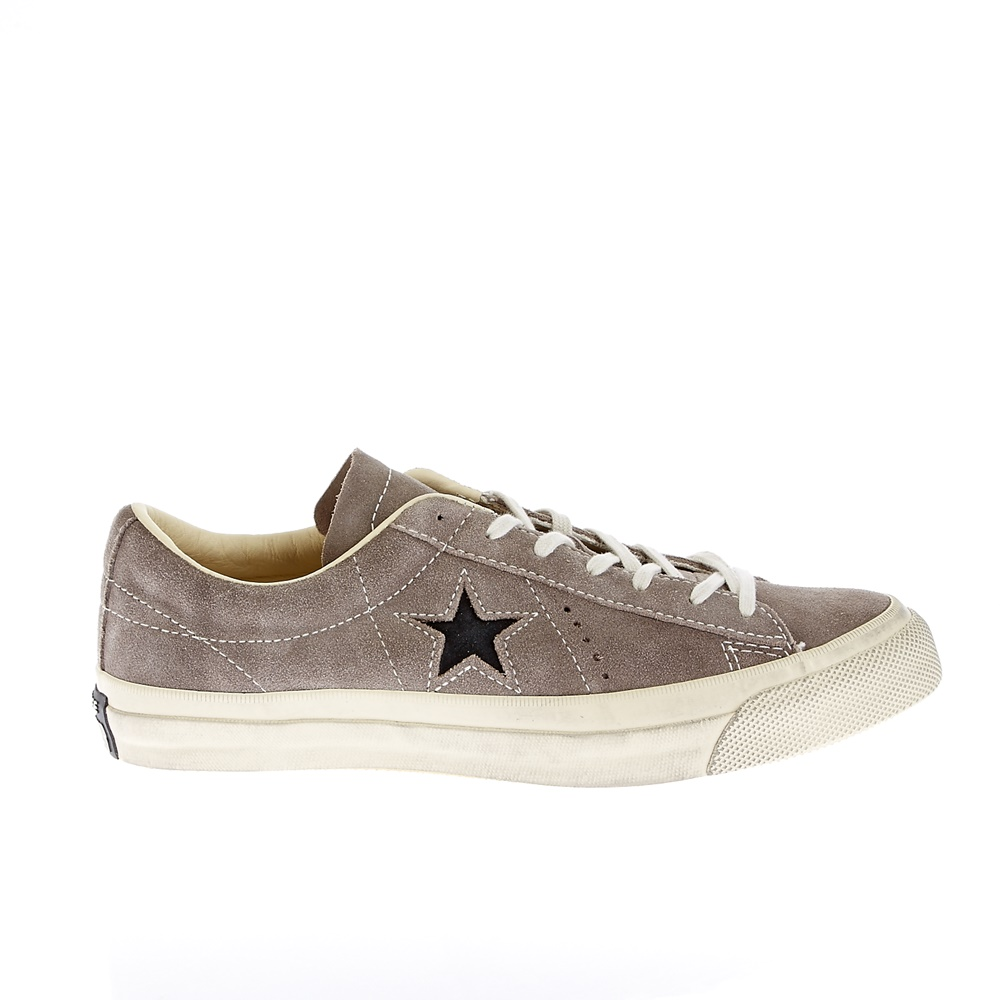 CONVERSE – Unisex παπούτσια One Star Burnished γκρι