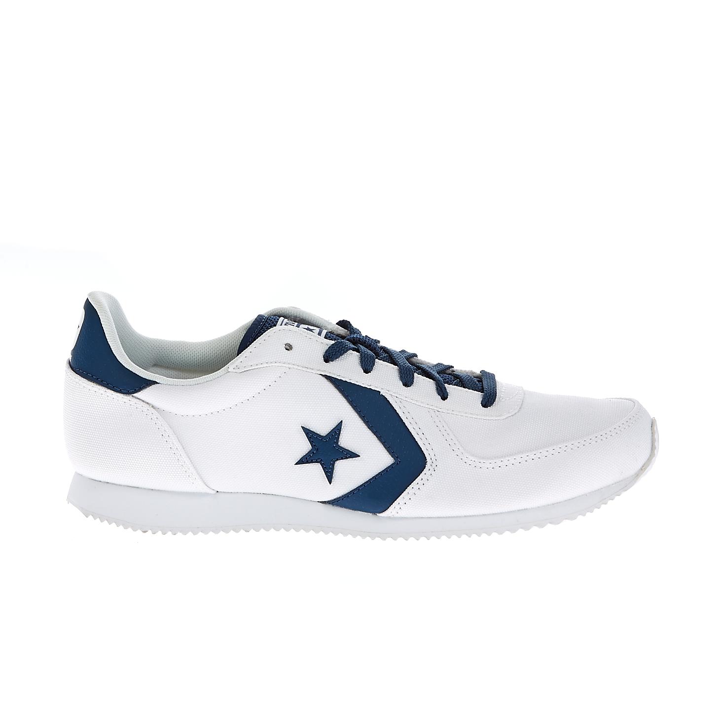 CONVERSE – Unisex παπούτσια Arizona Racer λευκά