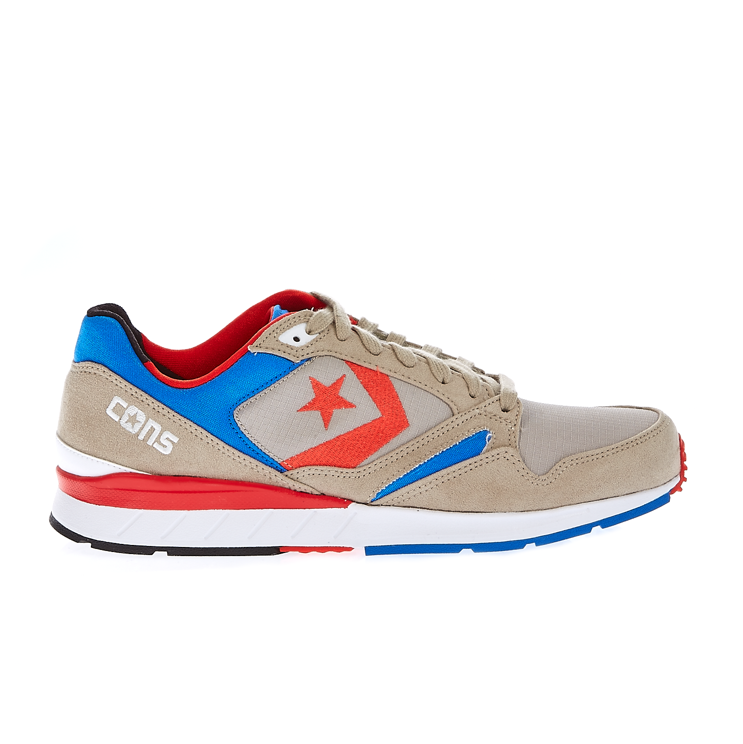 CONVERSE – Ανδρικά παπούτσια Wave Racer μπεζ