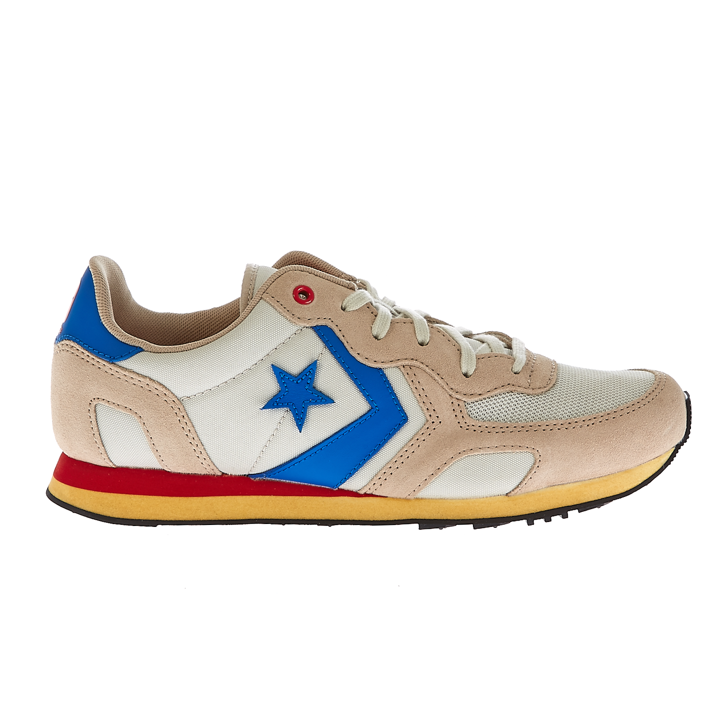 CONVERSE – Unisex παπούτσια Auckland Racer μπεζ