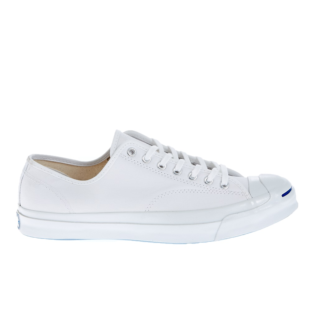 CONVERSE – Unisex παπούτσια Jack Purcell Signature Ox λευκά