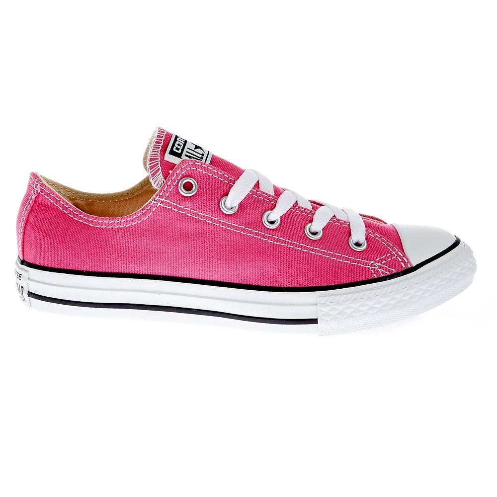 CONVERSE - Παιδικά παπούτσια Chuck Taylor ροζ sneakers