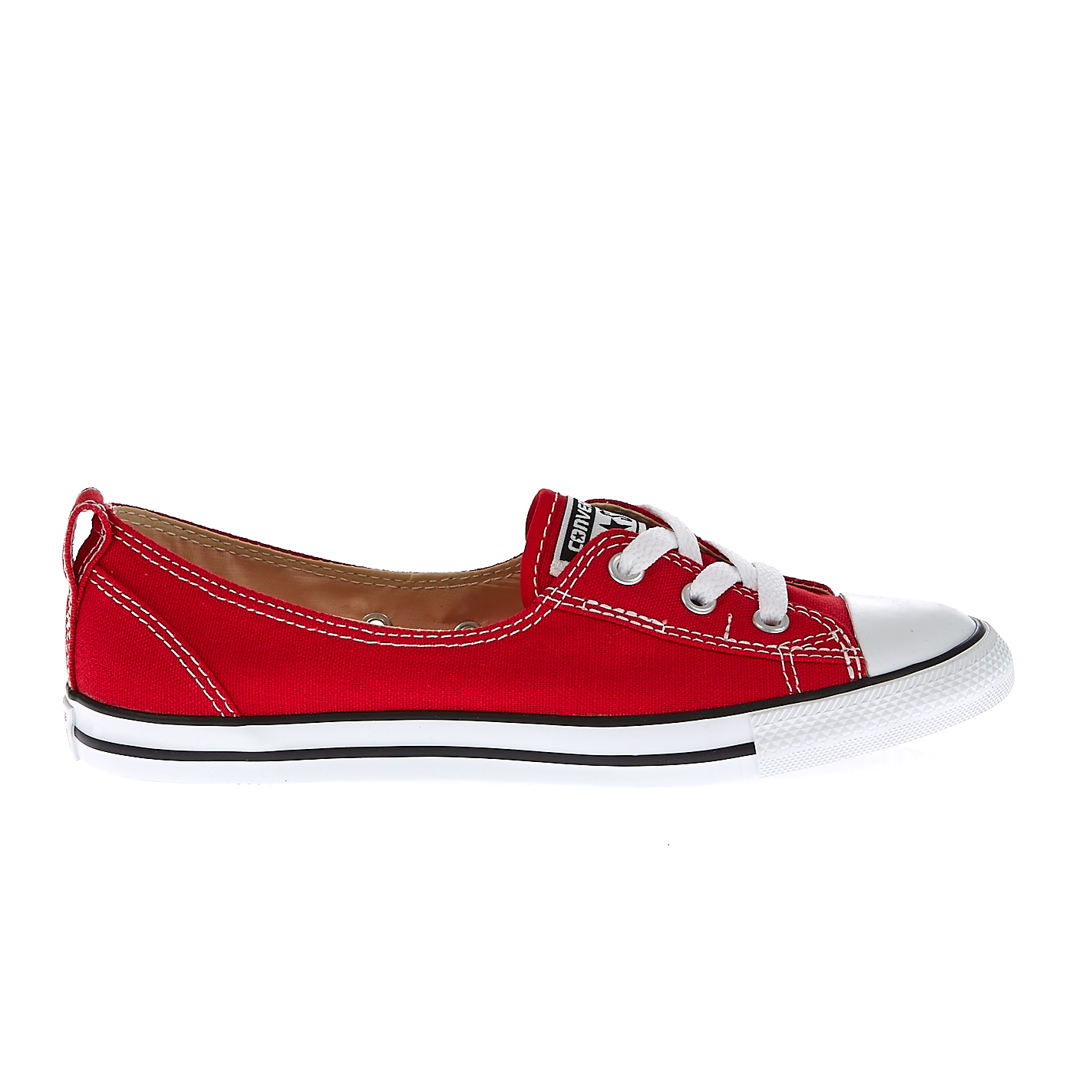 CONVERSE - Γυναικεία παπούτσια Chuck Taylor κόκκινα