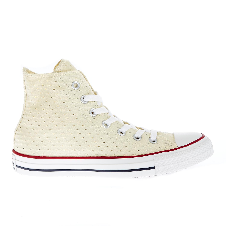 CONVERSE – Γυναικεία παπούτσια Chuck Taylor εκρού