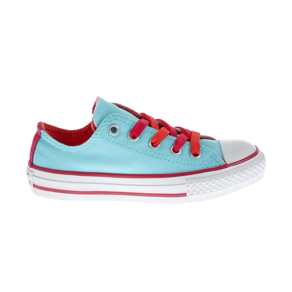 CONVERSE – Βρεφικά παπούτσια Chuck Taylor σιέλ