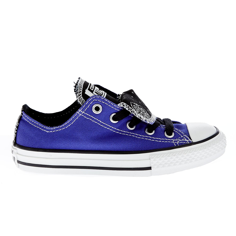 CONVERSE – Παιδικά παπούτσια Chuck Taylor μπλε