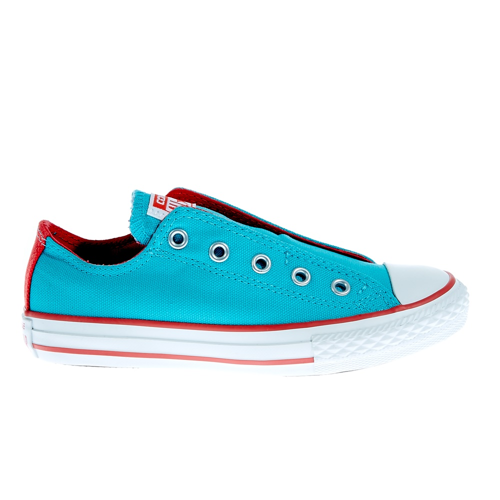 CONVERSE - Παιδικά παπούτσια Chuck Taylor τυρκουάζ