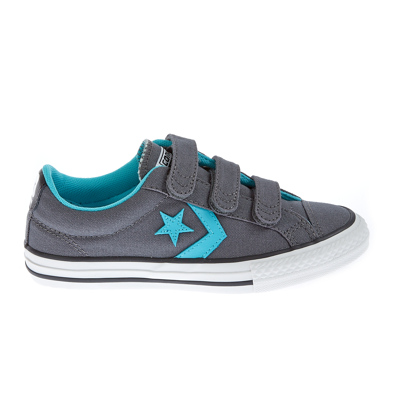 CONVERSE - Παιδικά παπούτσια Star Player γκρι