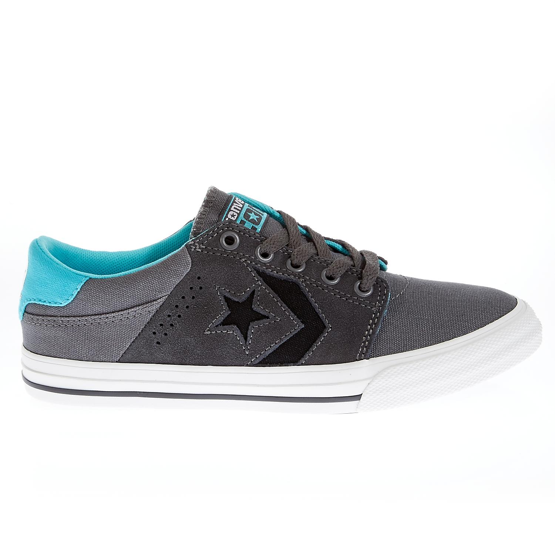 CONVERSE - Παιδικά παπούτσια CONS Tre Star γκρι