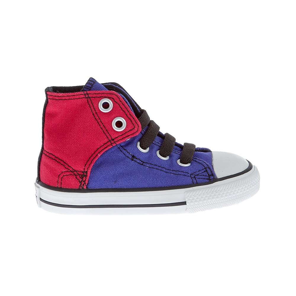 CONVERSE – Βρεφικά παπούτσια Chuck Taylor μωβ-φούξια