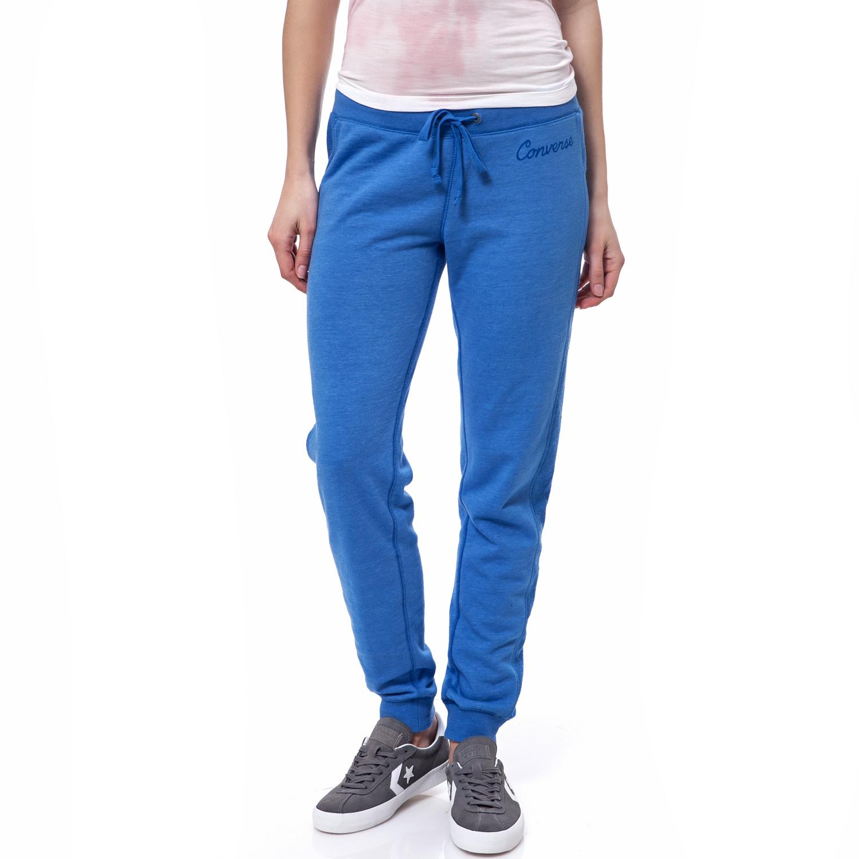 CONVERSE - Γυναικεία φόρμα Converse μπλε γυναικεία ρούχα αθλητικά φόρμες