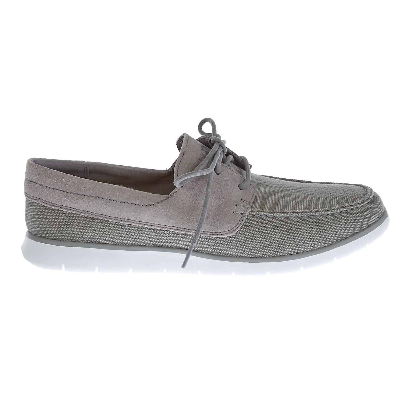 UGG AUSTRALIA - Ανδρικά μοκασίνια Ugg Australia γκρι ανδρικά παπούτσια μοκασίνια loafers