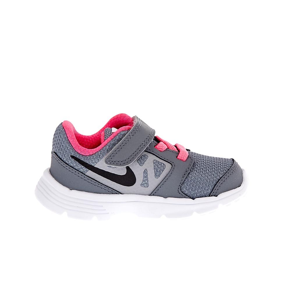 NIKE – Βρεφικά αθλητικά παπούτσια NIKE DOWNSHIFTER 6 γκρι
