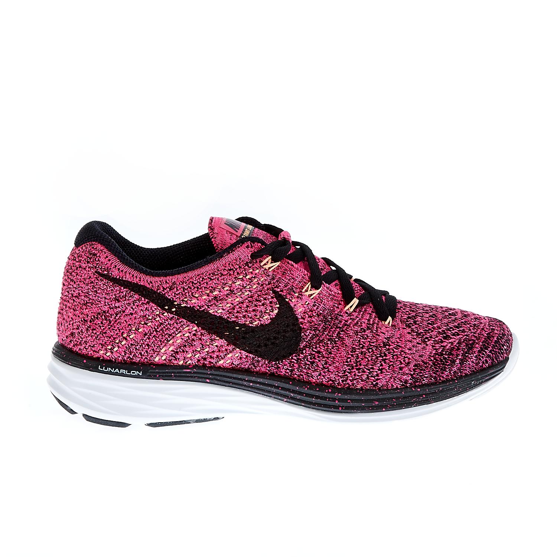 NIKE – Γυναικεία παπούτσια NIKE FLYKNIT LUNAR3 ροζ