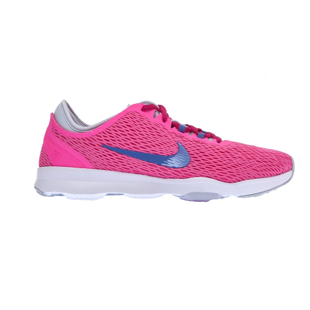 NIKE - Γυναικεία παπούτσια NIKE ZOOM FIT φούξια-ροζ γυναικεία παπούτσια αθλητικά training