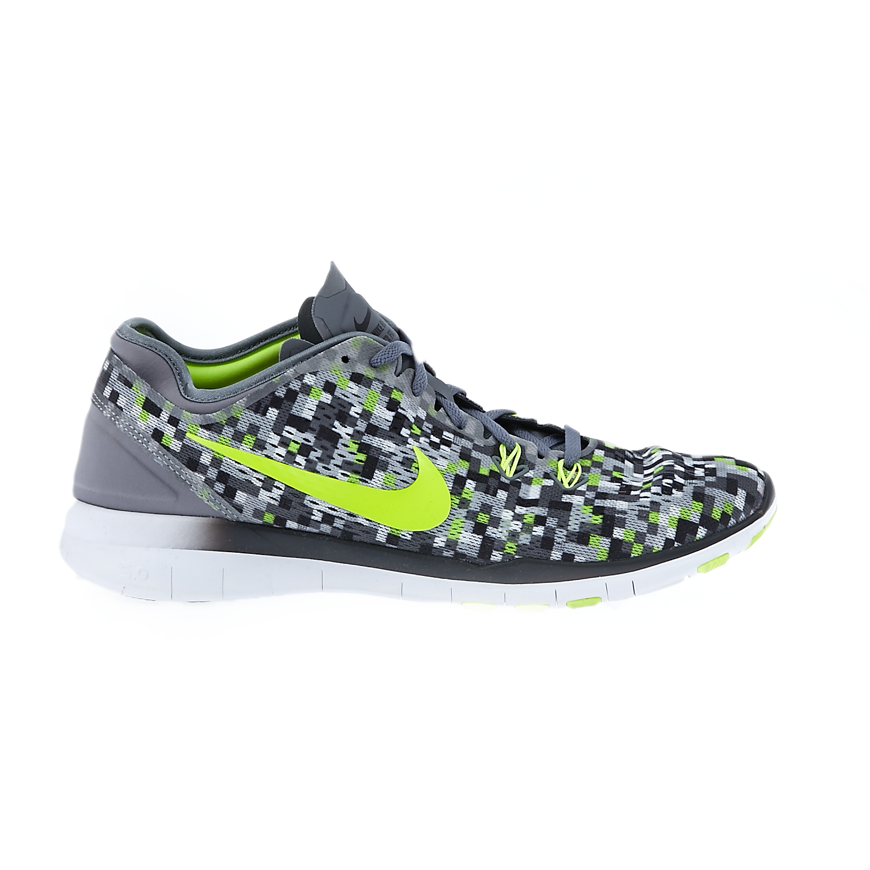 NIKE – Γυναικεία παπούτσια NKE FREE 5.0 TR FIT 5 μαύρα-λευκά