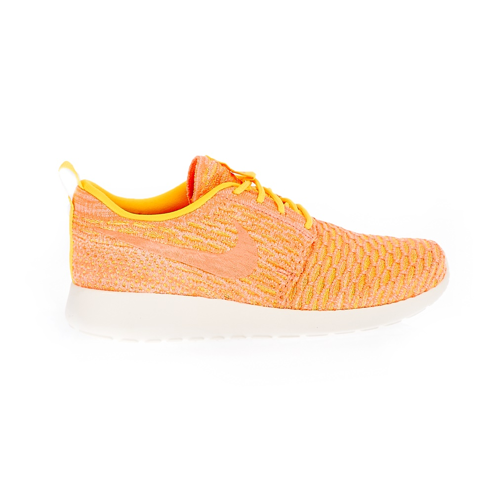 NIKE - Γυναικεία αθλητικά παπούτσια NIKE ROSHE ONE FLYKNIT πορτοκαλί