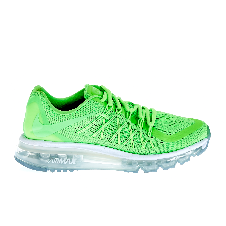 NIKE - Παιδικά παπούτσια NIKE AIR MAX 2015 λαχανί