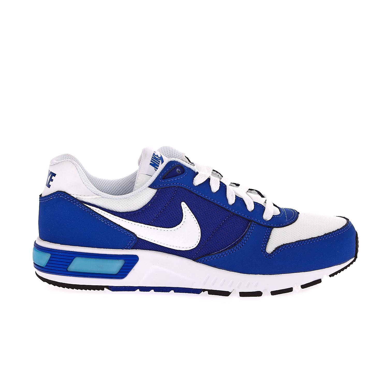 NIKE – Παιδικά αθλητικά παπούτσια NIKE NIGHTGAZER άσπρο-μπλε