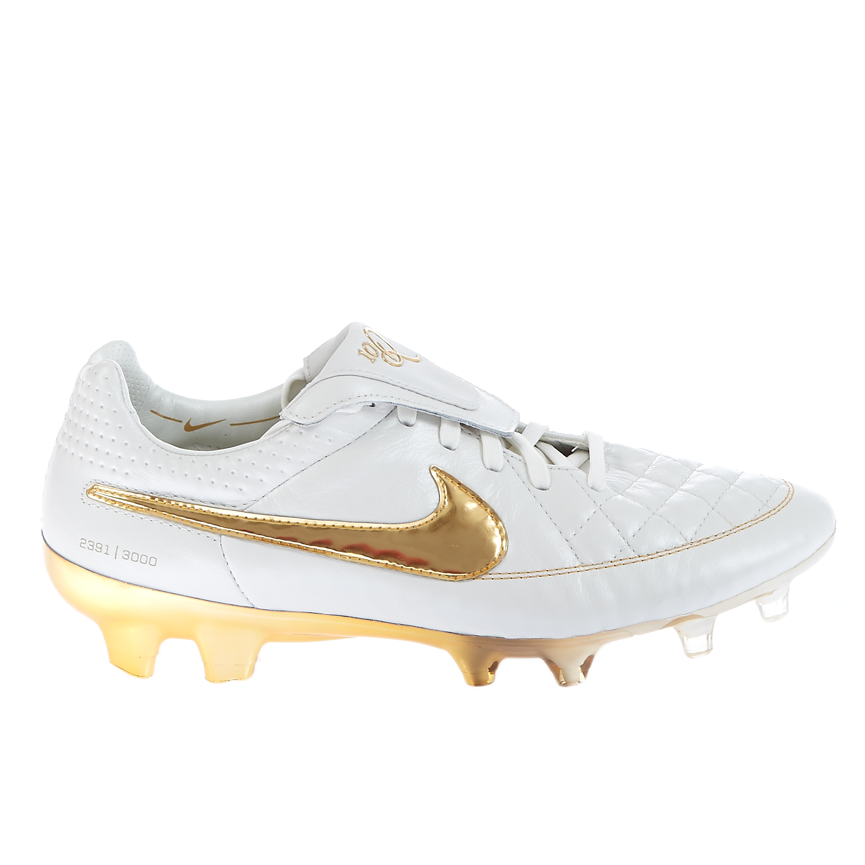 NIKE – Ανδρικά παπούτσια Nike TIEMPO LEGEND V PREM FG λευκά