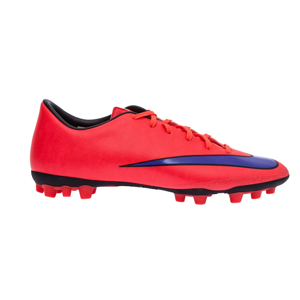 NIKE - Ανδρικά παπούτσια NIKE MERCURIAL VICTORY V AG-R κόκκινα αθλητικά Football