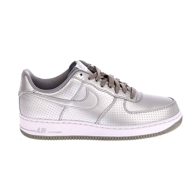 NIKE – Ανδρικά παπούτσια NIKE AIR FORCE 1 '07 LV8 ασημί