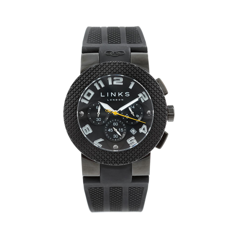 LINKS OF LONDON – Unisex ρολόι SPORT EXCESS LINKS OF LONDON μαύρο