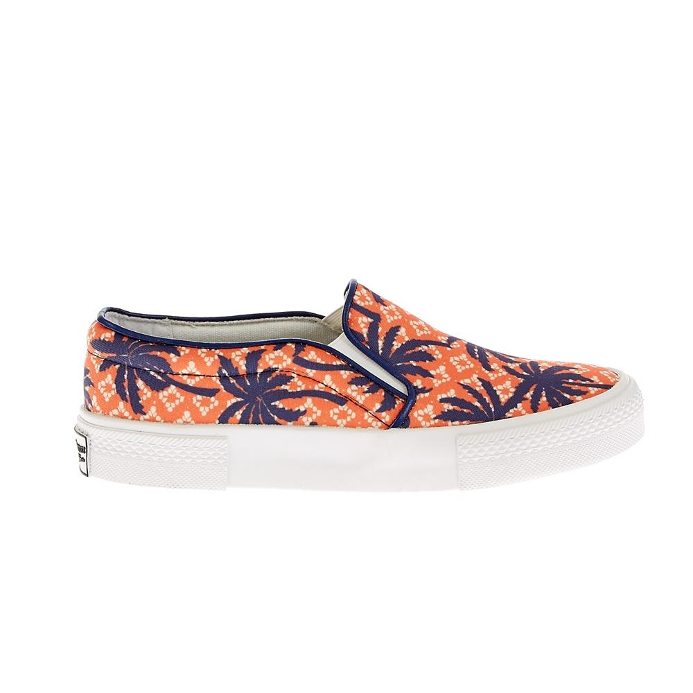 JUICY COUTURE – Γυναικεία παπούτσια Juicy Couture πορτοκαλί-μπλε