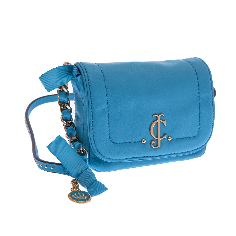 JUICY COUTURE – Γυναικεία τσάντα Juicy Couture μπλε 1379416.0-0027
