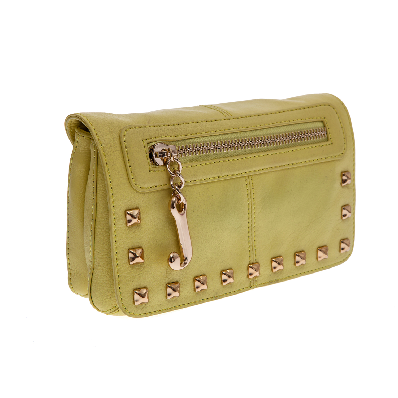 JUICY COUTURE – Γυναικεία τσάντα Juicy Couture κίτρινη 1379448.0-0053