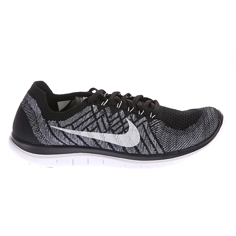 NIKE – Ανδρικά παπούτσια NIKE FREE 4.0 FLYKNIT μαύρα