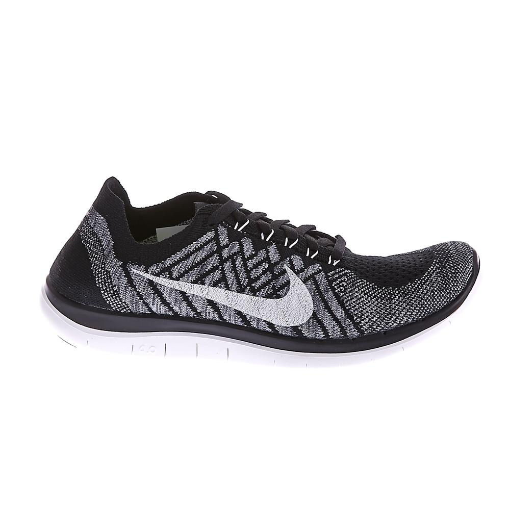 NIKE – Γυναικεία παπούτσια NIKE FREE 4.0 FLYKNIT μαύρα