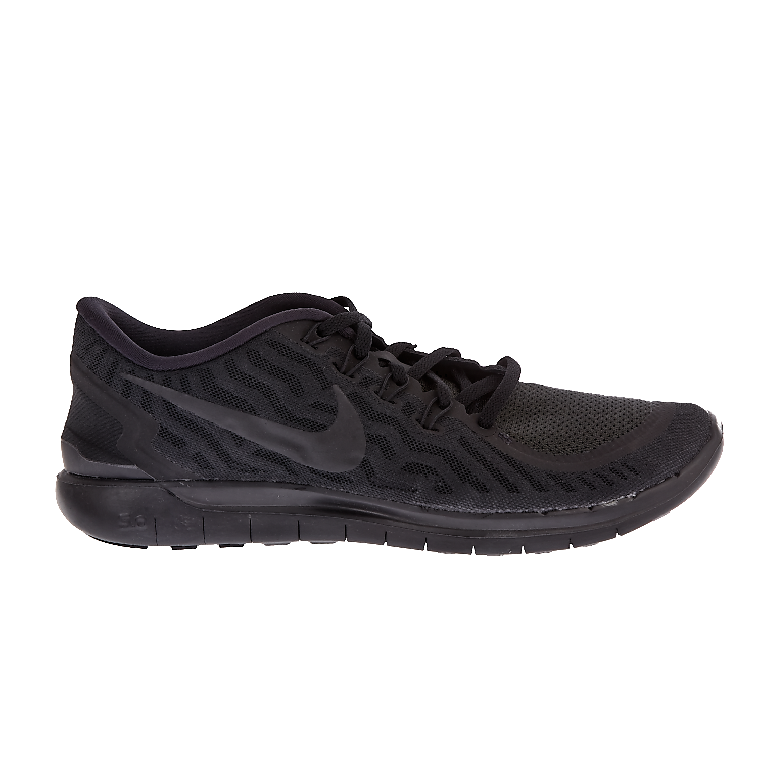 6e68a104048 NIKE - Ανδρικά αθλητικά παπούτσια NIKE FREE 5.0 μαύρα