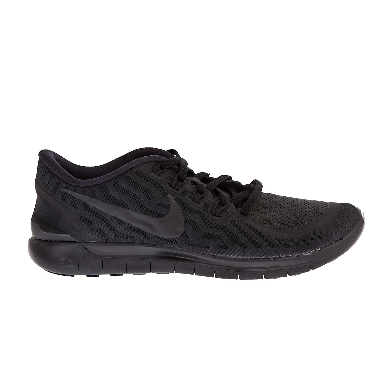 NIKE – Ανδρικά αθλητικά παπούτσια NIKE FREE 5.0 μαύρα