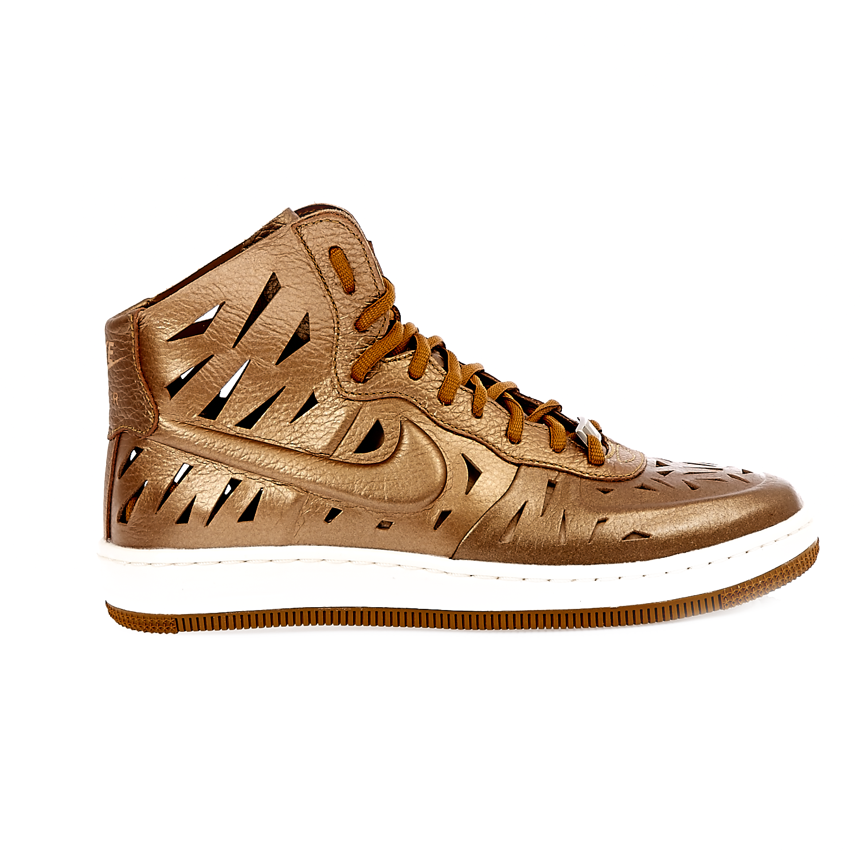 NIKE – Γυναικεία παπούτσια NIKE AF1 ULTRA FORCE χρυσά