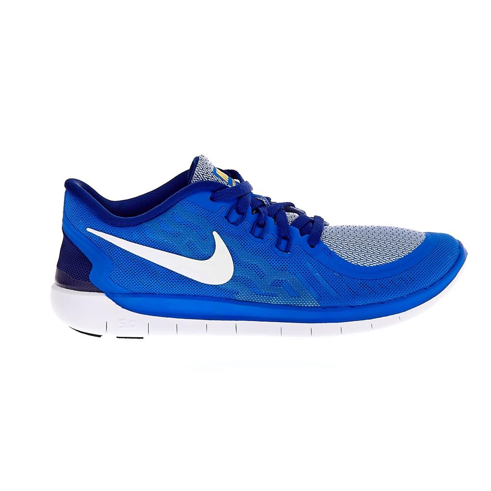NIKE – Παιδικά αθλητικά παπούτσια NIKE FREE 5.0 μπλε