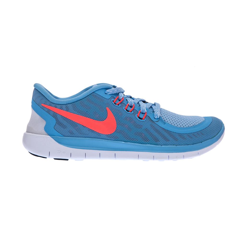 NIKE – Παιδικά παπούτσια NIKE FREE 5.0 γαλάζια