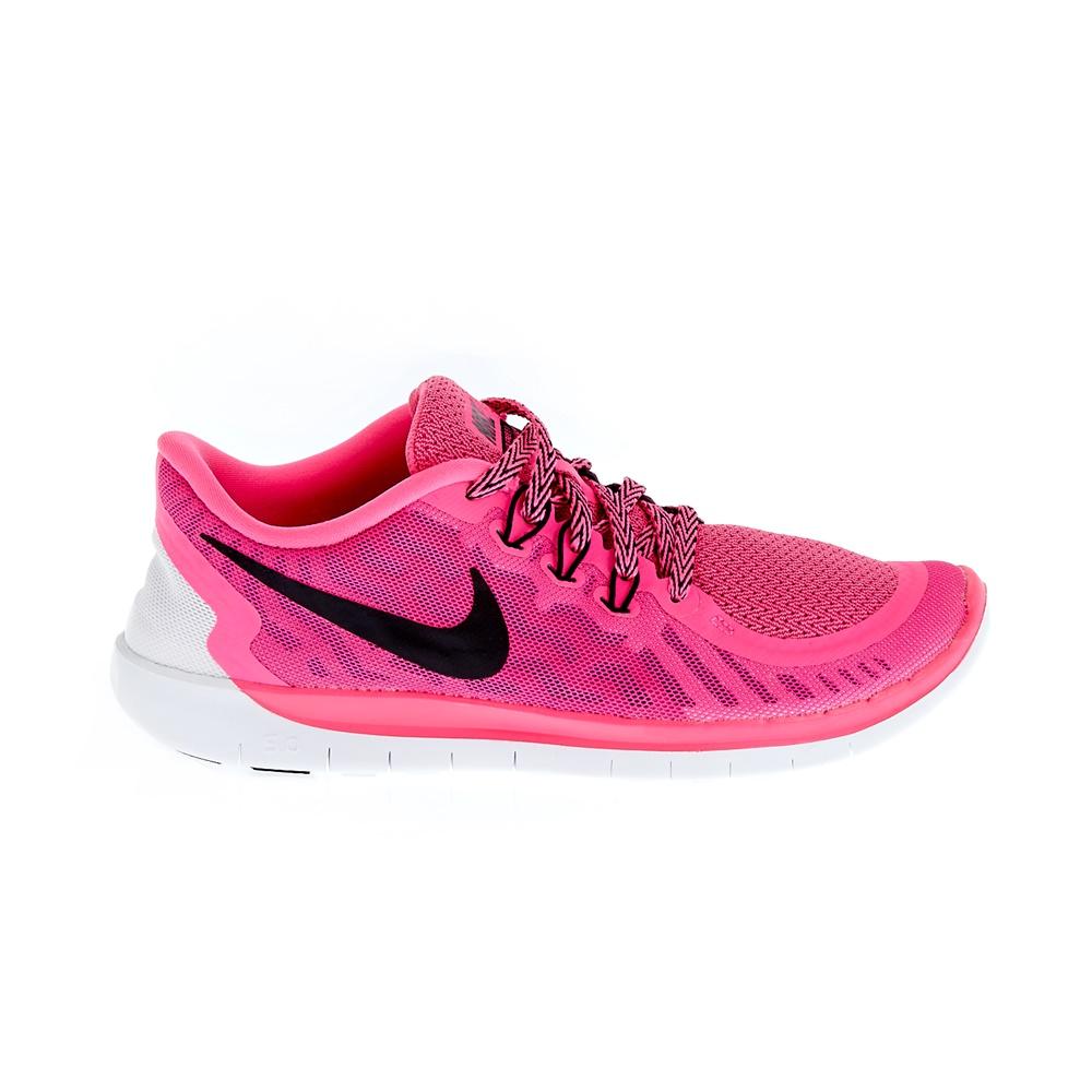 NIKE - Παιδικά παπούτσια NIKE FREE 5.0 ροζ